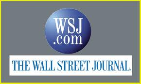 See my work at The Wall Street Journal